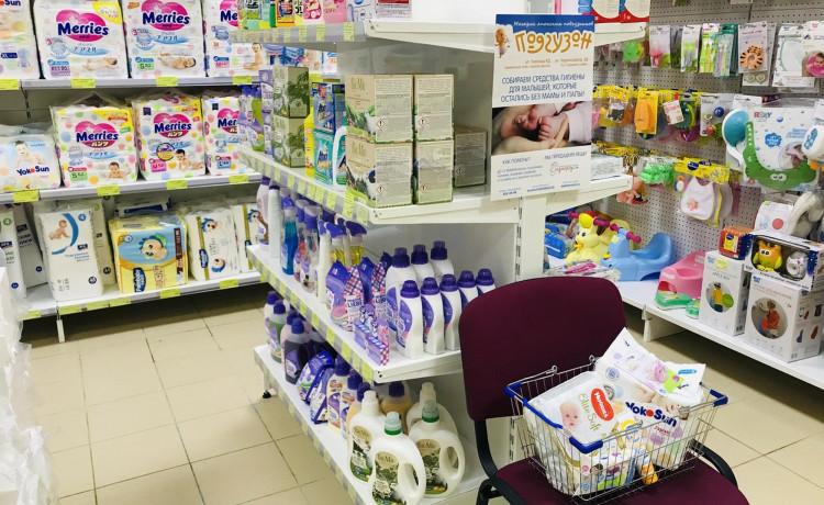 Магазин «Подгузон» поддерживает сухой закон в больницах