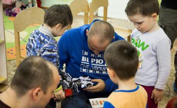 На Новый год пермяки подарили детям-сиротам  уверенность в себе и круглогодичные чудеса