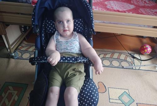 Артём Онучин, 7 лет