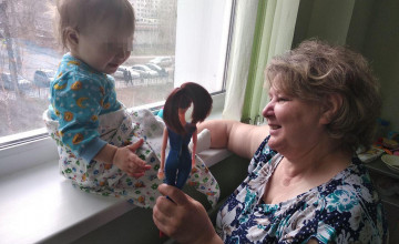 Больничные мамы поставили рекорд по заботе о сиротах