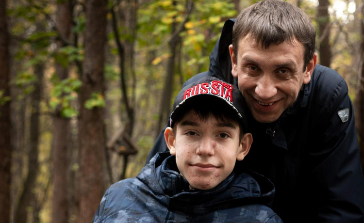 Егор Ильин станет быстрее болезни благодаря вам