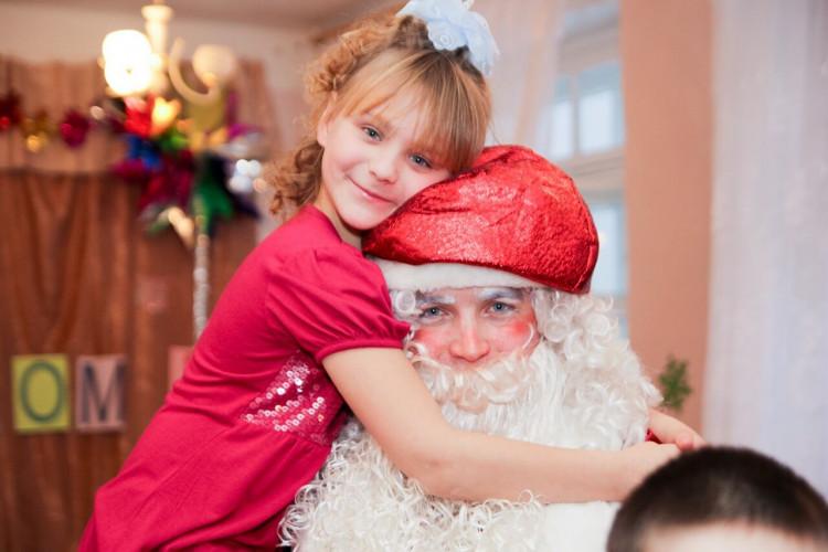 Стань Дедом Морозом