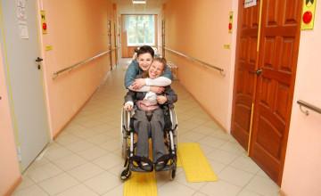 Помогите вернуть детям-сиротам с инвалидностью будущее