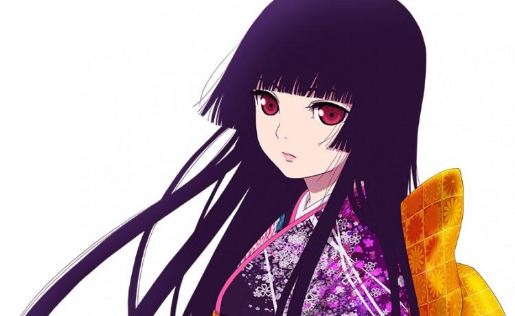 Девочка из японской манги