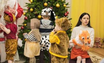 Исполнение желаний в Центре помощи детям на Якуба Колоса