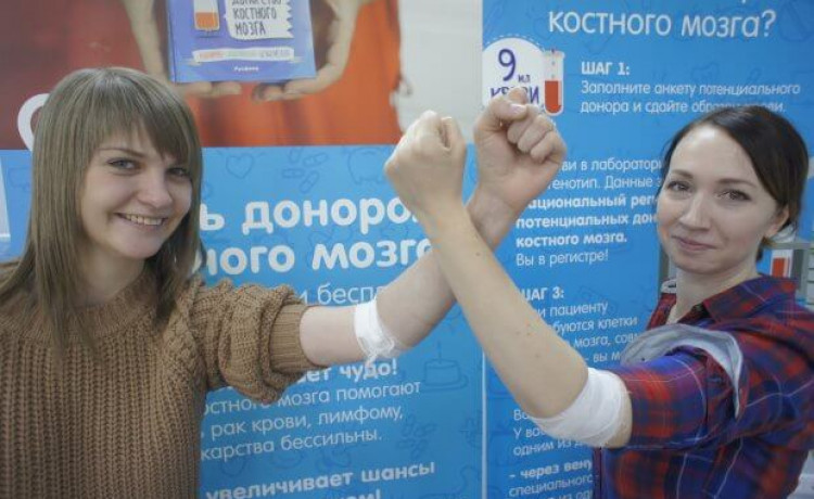 В День онкобольного ребёнка пермяки станут донорами дважды за раз