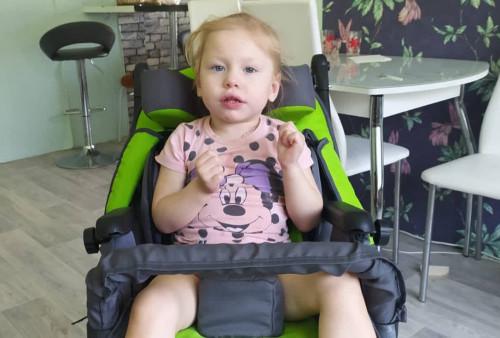 Таисия Галкина, 3 года