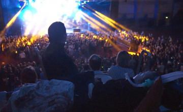 На небе только и разговоров, что о рок-концертах