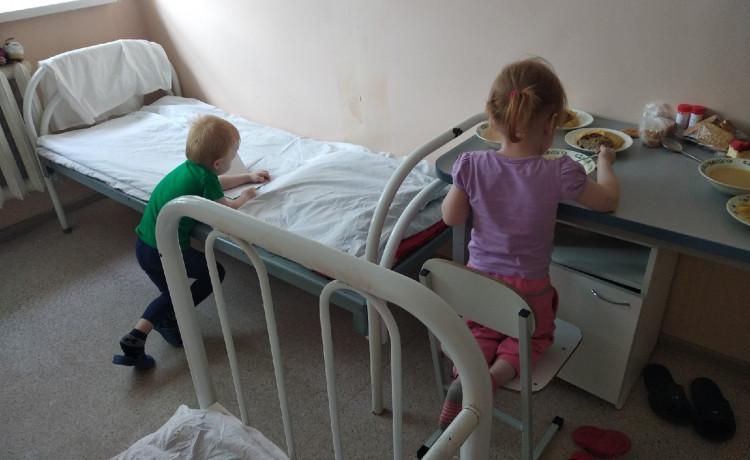 Больничная мама стала многодетной на целый месяц