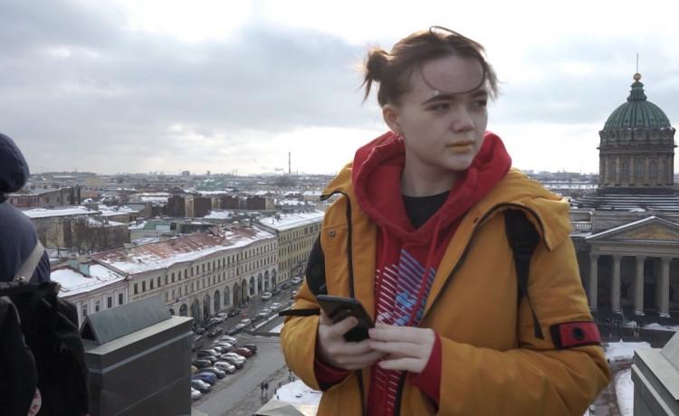 В киноцентре «Премьер» состоится премьера фильма о Даше, чья мечта увидеть Петербург сбылась благодаря вам