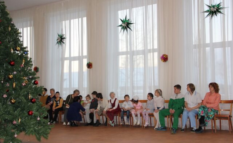 Как сбывались мечты в старших группах ЦПД Соликамска