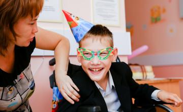 Большое детское спасибо за 6 лет больше жизни!