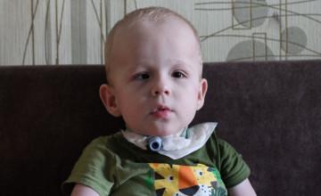 Жители Чайковского устроили концерт для невидимого мальчика