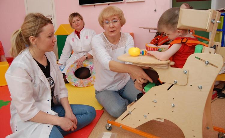 В детдоме переворачивают жизнь детей на ноги