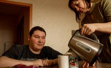Специалист по сопровождаемому проживанию Люба Брик: «В ребятах с инвалидностью в первую очередь вижу личность»