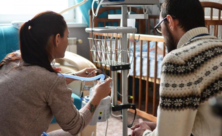 Тяжелобольным детям в Прикамье будут диагностировать дыхательные осложнения на дому