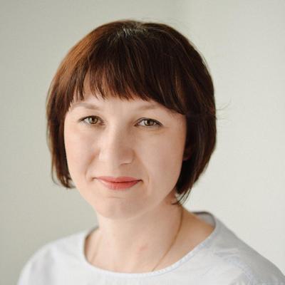 Людмила Политова