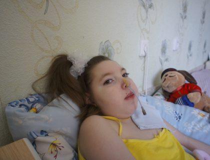 Даша Вахрушева, 7 лет