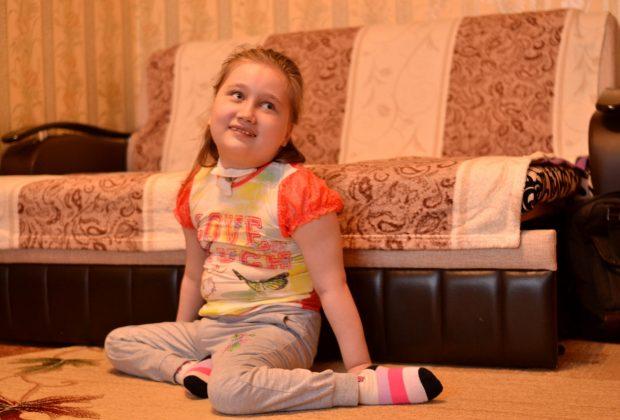 Диана Бобылева, 8 лет