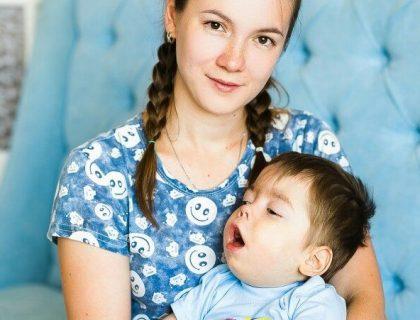 Никита Рогожников, 4 года