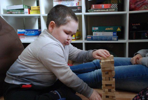 Илья Батурин, 8 лет